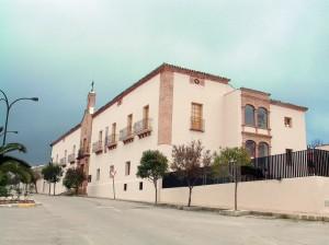 Hospital de mineros Almadén