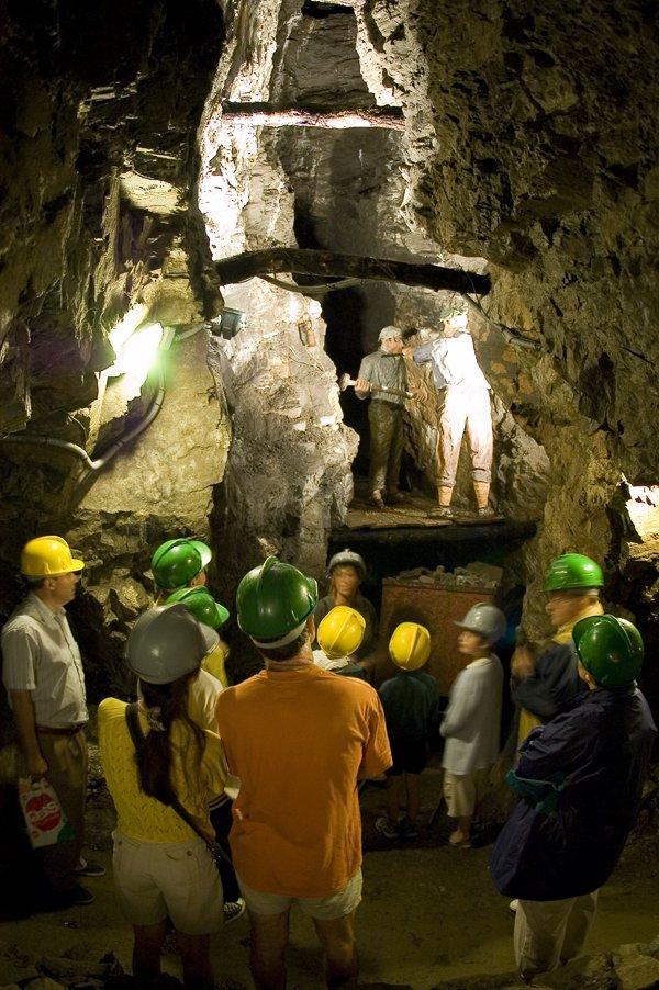 Museu de les mines de Bellmunt del Priorat - Autor Portal de turisme a la Comarca del Priorat