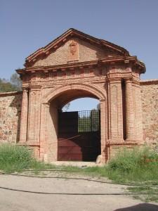 Puerta de Carlos IV.  Foto: M. A. Álvarez Areces