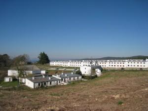 Vista del Poblado Minero de Fontao  Foto: M. A. Alvarez Areces