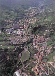 valles intramontanos del Caudal