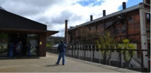 Antigua térmica de MSP. Hoy sección del carbón del Museo Nacional de la Energía. ÁLVAREZ ARECES, M.A.